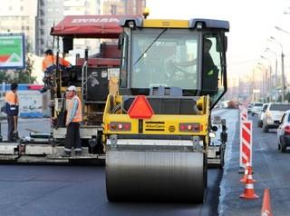В Красноярске начнется строительство двух новых дорог