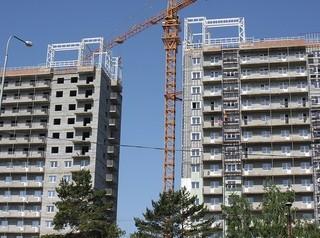 Готовность ЖК «Рассвет» в Ангарске составляет 80%