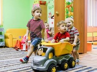 Детский сад в поселке Биофабрика построят через год
