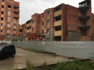 Федеральный фонд защиты дольщиков не станет достраивать дом СК «Енисей» из Железногорска