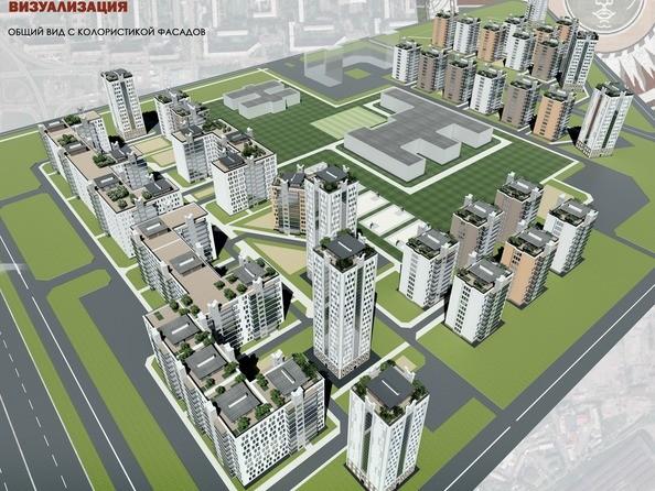 Концепция Архитектурно-строительного бюро Поляхова (третье место)