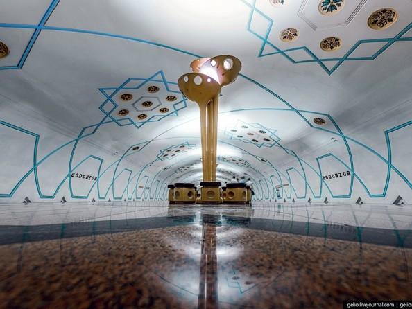 Станция метро «Бадамзар»