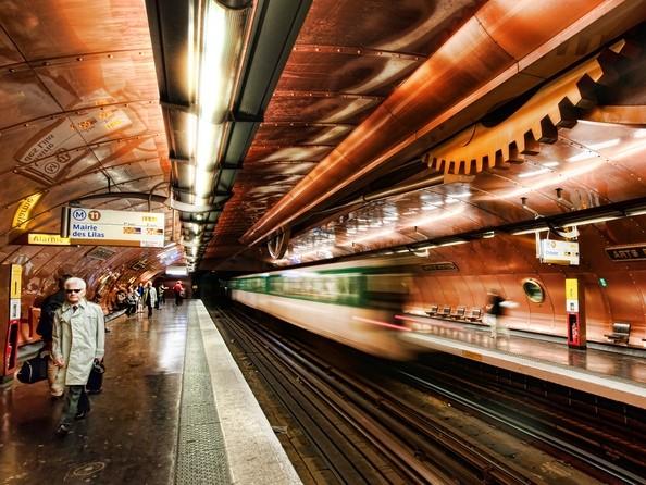 Станция метро Arts et Métiers (Париж)