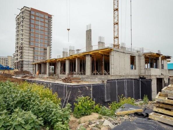 Фото Жилой комплекс ЮЖНЫЙ, дом «Гранатовый», Ход строительства июль 2019