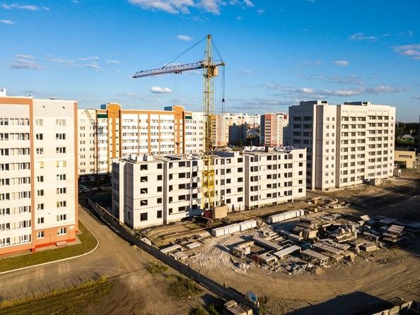 Фото Жилой комплекс ДЕПОВСКАЯ, 52, август, 2018
