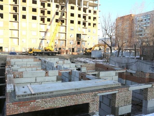 Фото Жилой комплекс Базарная, дом 2, Ход строительства 23 января 2019
