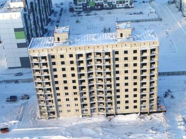 Фото Жилой комплекс ЧИСТАЯ СЛОБОДА, дом 27, Ход строительства декабрь 2018