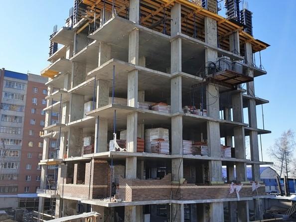 Фото Жилой комплекс ГРИБОЕДОВ, Ход строительства апрель 2019