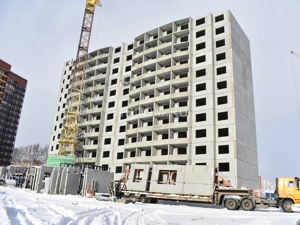 Фото Жилой комплекс РОДНИКИ, дом 2, Ход строительства ноябрь 2018