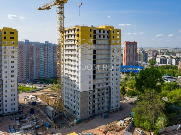 Ход строительства 9 июня 2019