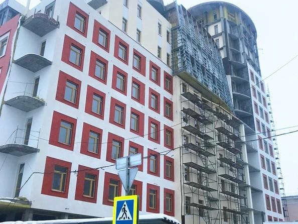 Фото Жилой комплекс НОВЫЙ ПИОНЕР, Ход строительства январь 2019
