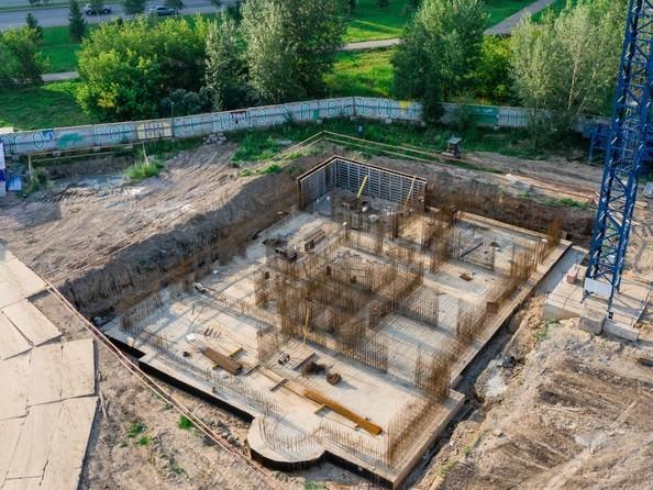 Ход строительства 2 июля 2020