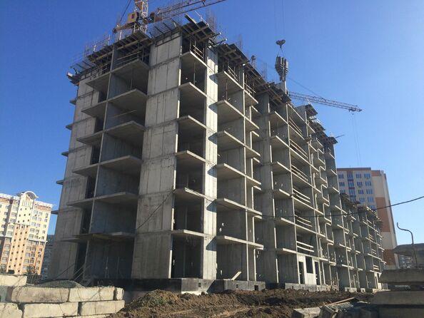 Ход строительства сентябрь 2018