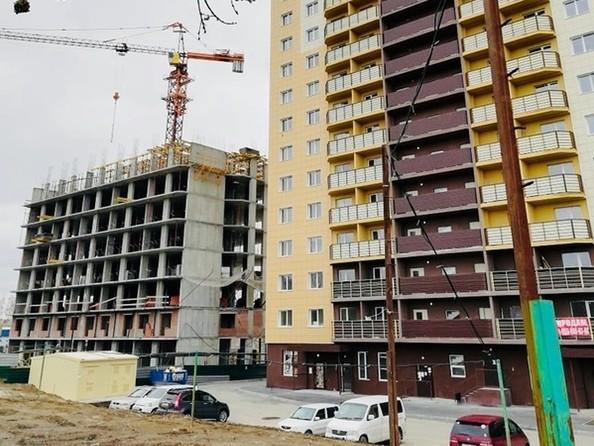 Фото Жилой комплекс ТИХИЙ БЕРЕГ, дом 2, Май 2018