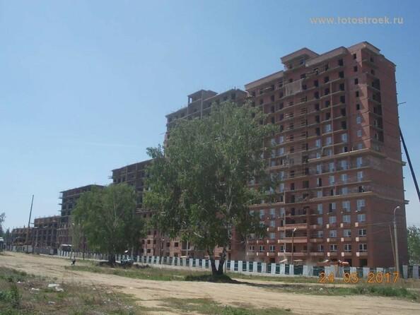 Фото Жилой комплекс Новое Ново-Ленино, б/с 30-32, Ход строительства 24 мая 2017