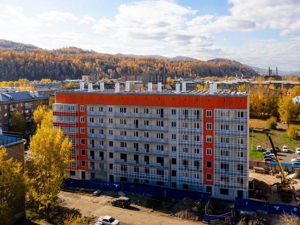 Фото КОЛИБРИ , Ход строительства октябрь 2019