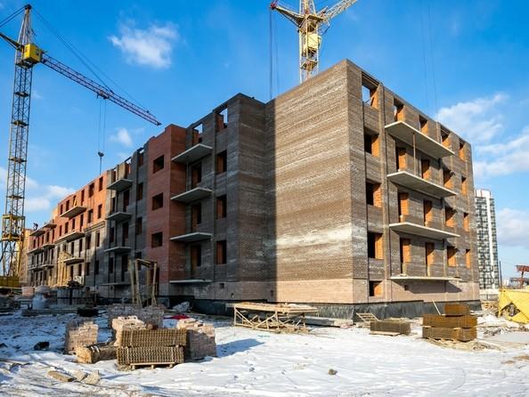 Фото ОБРАЗЦОВО, дом 4, Ход строительства 22 февраля 2019