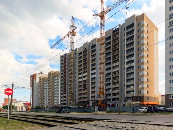 Фото Жилой комплекс Антона Петрова, 221д, Ход строительства сентябрь 2019