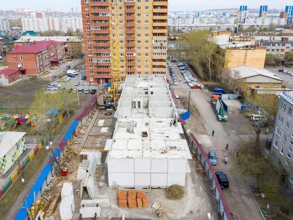 Фото КОЛИБРИ , Ход строительства 5 мая 2019