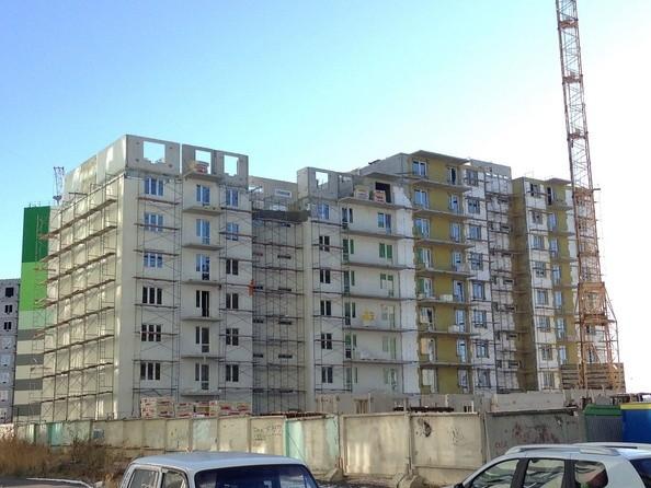 Фото Жилой комплекс БЕРЁЗОВАЯ РОЩА, 70г, ноябрь 2017