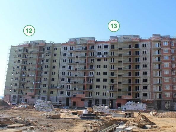 Фото Жилой комплекс СИМВОЛ, 3 очередь, б/с 12,13, Ход строительства март 2019