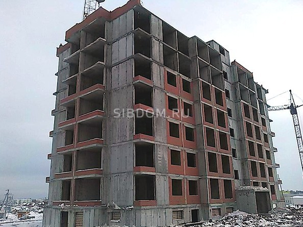 Фото Жилой комплекс СОЛНЕЧНЫЙ БУЛЬВАР, дом 18, корпус 2, Ход строительства февраль 2019