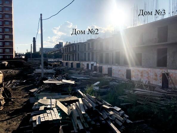 Ход строительства 1 сентября 2020
