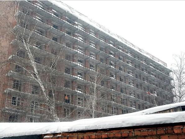 Фото Жилой комплекс Нефтяная, 15, Ход строительства февраль 2019