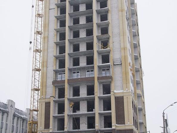 Фото Жилой комплекс ЦЕНТРАЛЬНЫЙ, корпус 1, Ход строительства январь 2019