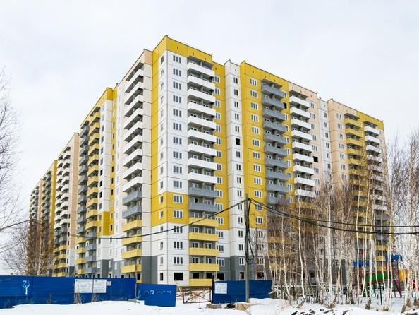 Фото Жилой комплекс Нанжуль-Солнечный мкр, дом 5, Ход строительства 20 февраля 2019