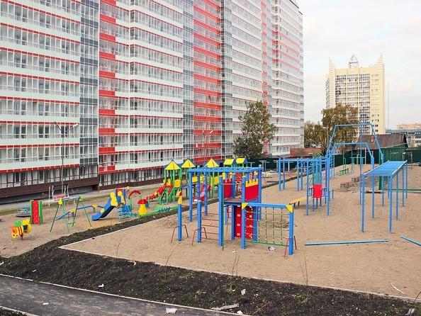 12 октября 2016. Детская площадка