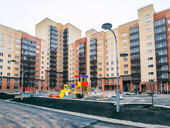 Фото Жилой комплекс ОБРАЗЦОВО, дом 1, квартал 1, 26 октября 2018