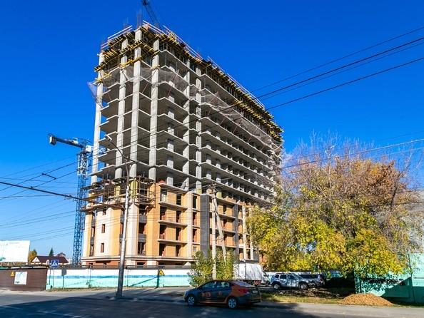 Фото Жилой комплекс ОСТРОВСКИЙ, б/с 1, Ход строительства 8 октября 2018