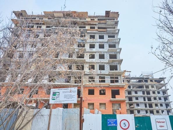 Фото Жилой комплекс УСПЕНСКИЙ-3, б/с 2, Ход строительства 10 декабря 2018