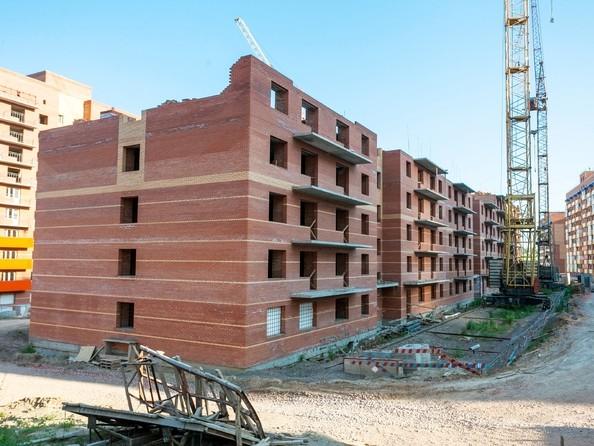 Фото Жилой комплекс СНЕГИРИ, дом 3, Ход строительства 30 июня 2017