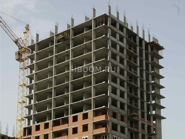 Фото Жилой комплекс КУЗЬМИНКИ, дом 1, Ход строительства август 2019