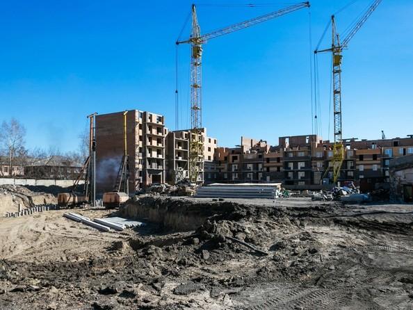 Фото Жилой комплекс СЭЛФОРТ, 2 оч, Ход строительства 14 апреля 2019