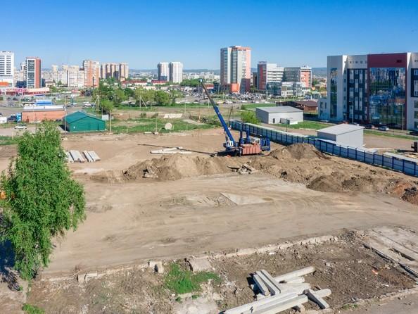 Ход строительства 2 июня 2021