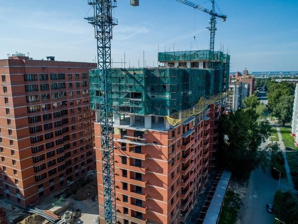 Фото Жилой комплекс ТРАДИЦИИ, дом 2, Ход строительства август 2019