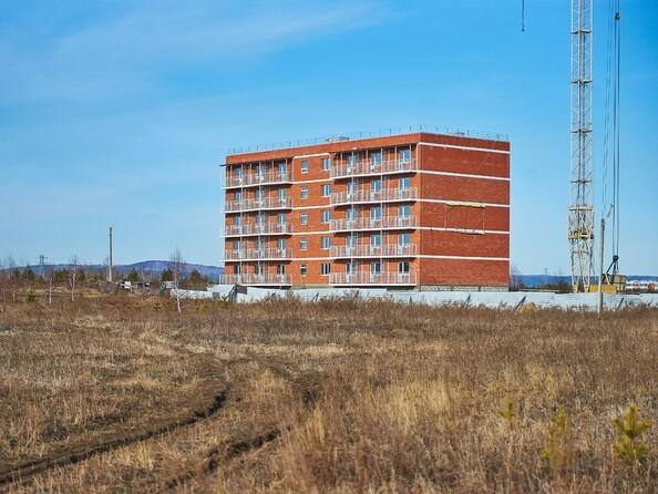 Фото Жилой комплекс СИНЕРГИЯ, 1 этап, 2 б/с, Ход строительства 22 апреля 2019