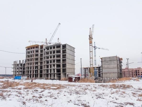 Ход строительства 22 декабря 2019