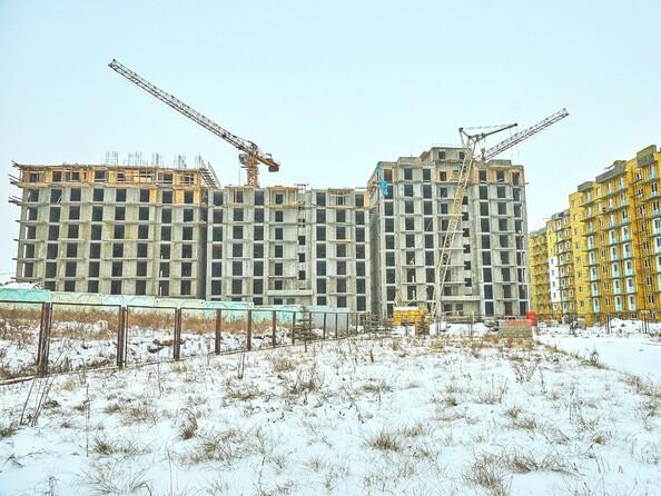 Фото Жилой комплекс ЮГО-ЗАПАДНЫЙ, б/с 8-10, Ход строительства 10 декабря 2018