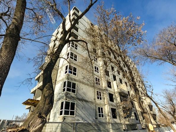 Фото Жилой комплекс АКВАРИУМ, Ход строительства март 2019