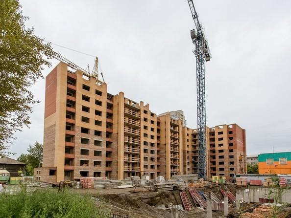Ход строительства 2 августа 2020