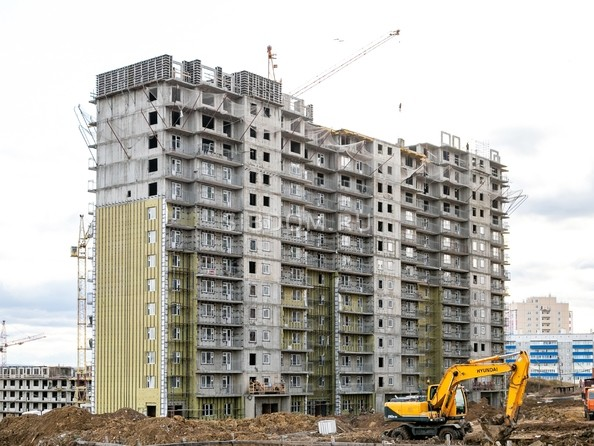 Ход строительства 21 октября 2018