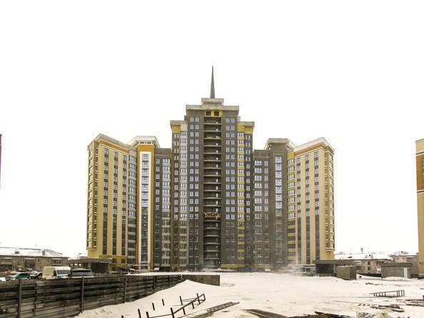 Ход строительства март 2021