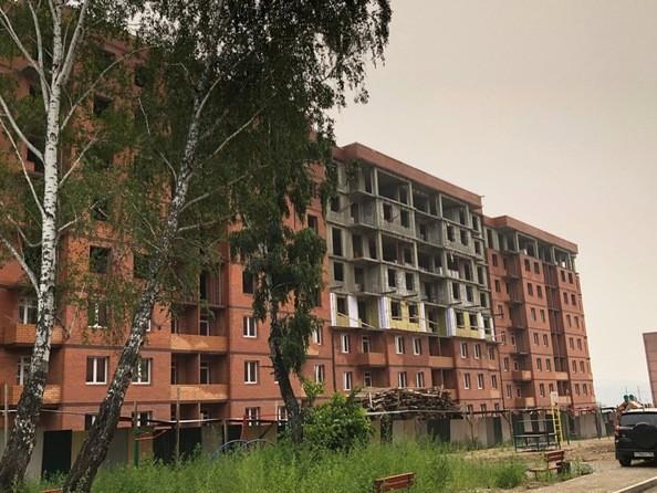 Фото ИРКУТСКИЙ ДВОРИК-2, дом 3 (4,5,6,10 б/с), Ход строительства 12 августа 2019