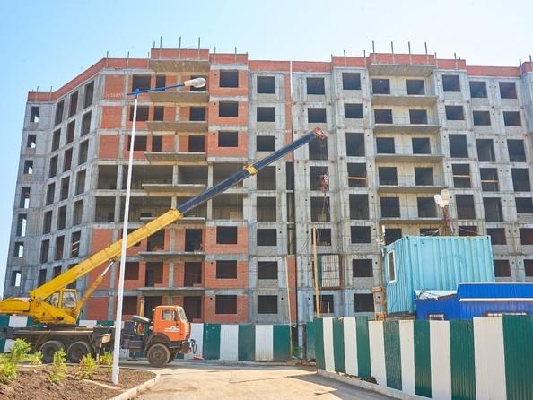 Фото Жилой комплекс СИМВОЛ, 3 очередь, б/с 12,13, Ход строительства 2 августа 2018