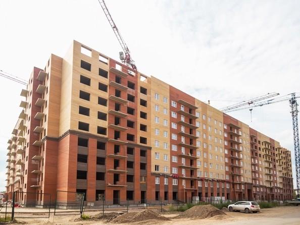 Фото Жилой комплекс ОБРАЗЦОВО, дом 1, квартал 1, 28 августа 2017