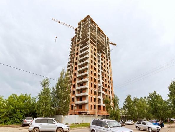 Фото Жилой комплекс ЕВРОПЕЙСКИЙ, июнь 2018